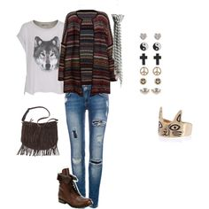 """Girly grunge!"" Winter Fashion 2013. by jennymetalheart on Polyvore: 2013 Girly grunge!"