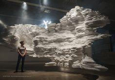 ADAM KALINOWSKI, IN VOID on ArtStack #adam-kalinowski #art