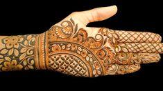 #henna #hennawedding Very Beautiful Latest Heavy Mehndi Henna Design for Front Hand | Khubsurat Mehndi Design 🧤