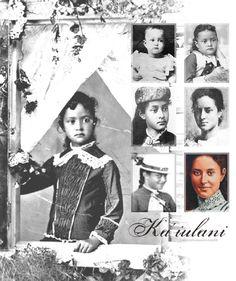 Princess Ka'iulani of Hawaii - Victoria Kaʻiulani Kalaninuiahilapalapa Kawekiu i Lunalilo Cleghorn (1875-1899) was heir to the throne of the Kingdom of Hawaii and held the title of crown princess. Victoria Kaʻiulani was born 10/16/1875 in Honolulu. Through her mother, Kaʻiulani was descended from High Chief Kepookalani, the first cousin of Kamehameha the Great. Kaʻiulani's father was Archibald Scott Cleghorn, a Scottish financier from Edinburgh and the last Royal Governor of Oʻahu.
