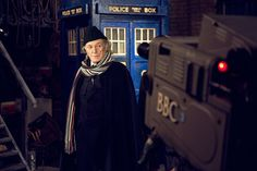 In honor of Doctor Who's 50th Anniversary, the BBC will air a 90-minute drama depicting the birth of the long-running science-fiction show, Doctor Who. David Bradley, who played Augustus Finch in the Harry Potter series, will star as William Hartnell. The special is called An Adventure in Time and Space, and will be released later this year.