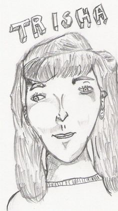 It took me 2 hours to finish the shading on your upper lip.