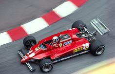 1982 Ferrari D. Pironi