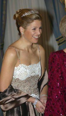 Crown Princess Máxima Picture Thread, Part 1 (April 2004 - April 2005) - Page 10 - The Royal Forums
