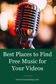 Get Free Music, Free Music For Videos, Music For You, Music Videos, Free Music Archive, Free Background Music, Youtube S, Royalty Free Music, You Videos