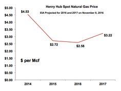 NatGas price predict