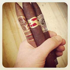 Kleine Spaß-Auswahl an Zigarren! :)