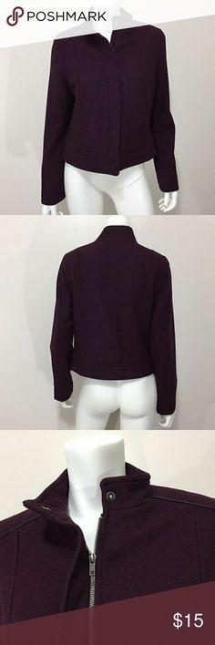Purple Mossimo Jacket Size L Purple Mossimo Jacket Size L Mossimo Supply Co. Jackets & Coats