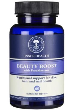 Neal's Yard Beauty Boost on Layered Online - How to chose the right hair supplement #hair #beauty #hairsupplements