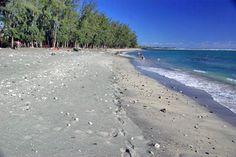 plage de Saint Leu, La Réunion