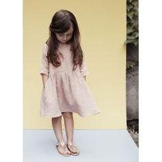 LOOK fille robe charlotte