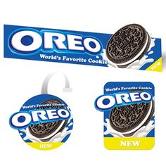 Oreo Point of Sale Point Of Sale, Oreo, Packaging, Point Of Purchase, Wrapping
