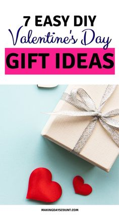 Valentine's Day Gifts do not need to be expensive. Here are 7 Quick and Easy Valentine's Day gifts you can make on a budget. Valentines Diy, Valentine Day Gifts, Diy Gifts, Best Gifts, Love You To Pieces, Tape Painting, Cute Diy Projects, Heart Template, Paint Cards