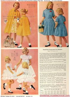 1958 Sears Spring Summer Catalog, Page 364 - Catalogs & Wishbooks