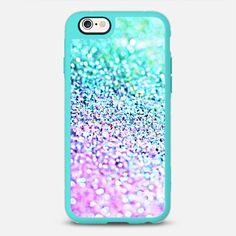 LITTLE MERMAID by Monika Strigel iPhone 6s - New Standard Case  #iphone6 #iphonecase #phonecase #phonecover #cover #case #monikastrigel #monikastrigelcases #casetify #transparent #samsung #samsungcases #htc #nokia #redme #ipad #ipadcase #girls #girly #glitter #coral #pink #purple