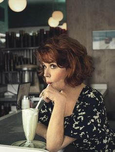 pretaportre: Actress Molly Ringwald in 'Don't... - redhead