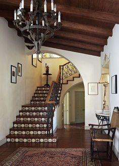 10 spanish inspired rooms california spanish revival pinterest