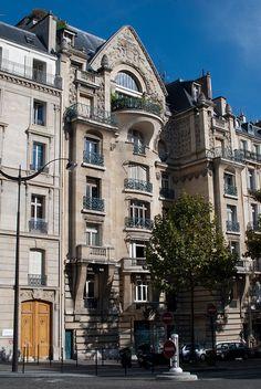 Avenue Marceau, Paris XVI
