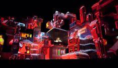 Amon Tobin (ISAM) - Tour Visuals