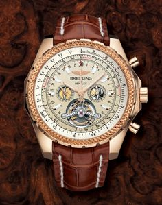 Breitling for Bentley Mulliner Tourbillon - Breitling - WATCH LOUNGE FORUM