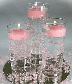 Candle center piece