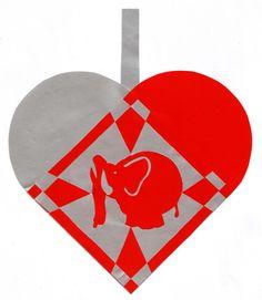 elefant hjerte