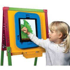 #Ipad and kids http://www.mart305.com/CTA-PAD-EASEL-iPad-with-Retina-displayiPad-3rd-GeniPad-2-Kids-Drawing-Easel_p_359.html