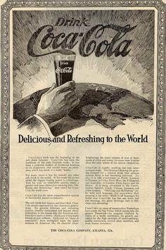 110 Anúncios Publicitários antigos da Coca-Cola – Criatives   Blog de Arte, Design, Criatividade e Inspiração