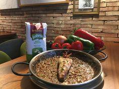 ¿Una receta llena de sabor? Brillante te lo pone fácil con este Arroz socarrat de calamar de Jesús Morillo, chef del restaurante GreenSuites Coffee.