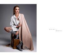 Zara Home lounge wear lookbook