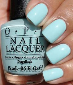 I might have to try this color...