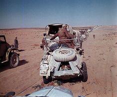 DAK column - North Africa WW2, pin by Paolo Marzioli