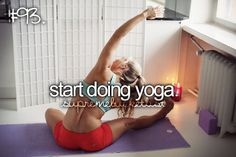 done:)...keep yoga as a daily practice and way of living...