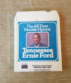 The All Time Favorite Hymns Tennessee Ernie Ford 8 Track Tape A2 by ShareableSecrets