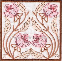 machine embroidery patterns - Google Search