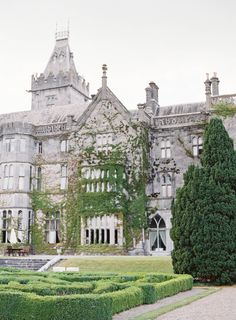 Adare Manor of Ireland | photography by http://www.jenhuangblog.com/
