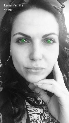 Lana via snapchat