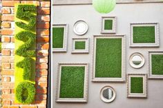 | Decoración con césped artificial para tu hogar o negocio