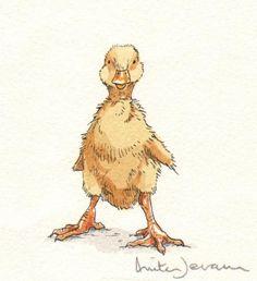 anita jeram illustrations | Children's Book Illustration