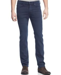 7 For All Mankind Luxe Performance Slimmy-Slim Straight Leg Jeans