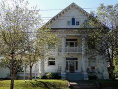 Neo-Classical Home, Norwood Neighborhood, B'ham, Alabama
