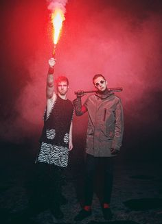 Twenty One Pilots for Rock Sound magazine