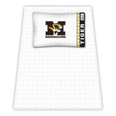 Sports Coverage College Micro Fiber Sheet Set - 04MFSHS4
