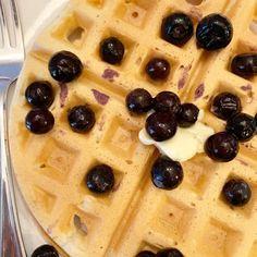 Freezer Milk-Free and Egg-Free Waffles Recipe Egg Free Waffle Recipe, Egg Free Recipes, No Dairy Recipes, Waffle Recipes, Milk Recipes, Sweet Recipes, Vegan Recipes, Dairy Free Waffles, Dairy Free Eggs