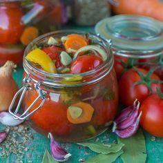 Réaliser des pickles ou légumes vinaigrés maison