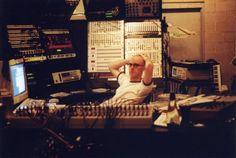 Ritchie Hawtin Good Old Days Audio Studio, Sound Studio, Recording Studio, Dj Setup, Studio Gear, Techno Music, Recorder Music, Music Images, Fun At Work