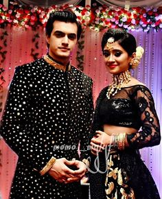 """ look of for ❤️❤️ They are looking no lesser than a in this…"" Best Couple Pictures, Sana Khan, Kaira Yrkkh, Kartik And Naira, Ballroom Costumes, Cutest Couple Ever, Best Love Stories, Tv Couples, Hai"