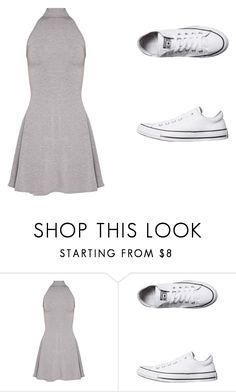 """Untitled #180"" by laniyah-dlxxi on Polyvore featuring Converse"