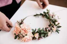 Bespoke, beautiful, and bold, are the words most often associated with Tina Riddell of Living Fresh Flower Studio & School. We asked the Ontario florist to design floral arrangements for our Mother's...