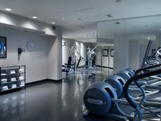 Your personal gym at your home away from home!